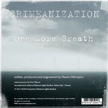 Crimeanization - One More Breath